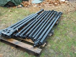 Us Military Surplus 18x18 Mgpts --pole Set Only.. No Tent-- Hunting Camping Army