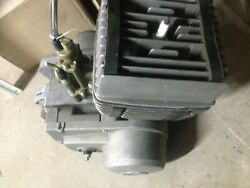 Engine Minsk Motorcycle Минск. 125 Cc. Two Stroke Engine. For Stud