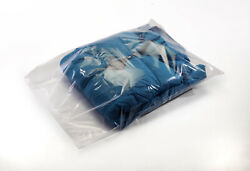 1 Mil Lightweight 12 X 15 Clear Flat Open End Poly Bags