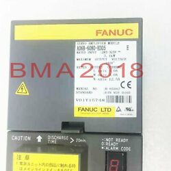 1pc Used Fanuc A06b-6080-h305 Tested In Good Condition Fast Delivery