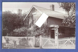 Rp Staple Post Office Nr Ash And Sandwich Anda Wingham Dover Small Circular Postmark