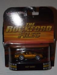 Hot Wheels The Rockford Files Hot Bird Die Cast Muscle Fast Shipping Wow