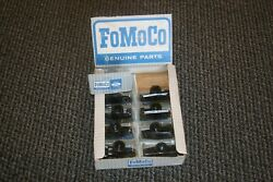 Nos 65-67 Ford Mustang Shelby V8 Fomoco Distributor Rotor Display Pack Of 10