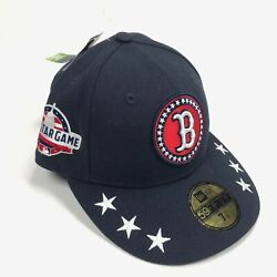 7 18 Boston Red Sox 2018 All Star Game Fitted Workout Patch New ERA Hat Cap