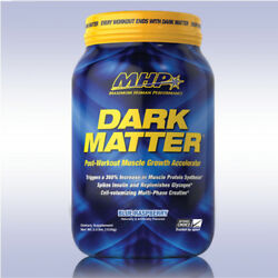 Mhp Dark Matter 3.22 Lb / 40 Scoops Post-workout Recovery Protein Powder Xpel