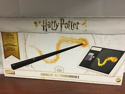 Harry Potter Coding Kit - Build A Wand And Learn To Code