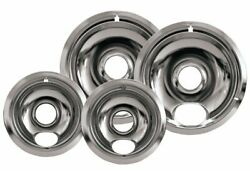 For Kenmore Oven Range Stove Drip Pans Kit 2 6 Inch 2 8 Inch La4664212paks760