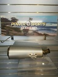 Ducati Zdm-a59 Right Silencer Stock Muffler Used 573.1.303.1a Remus 18