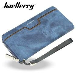 New Patchwork Credit Card Wallet Canvas Portable Clutch Wallet for Men $11.99