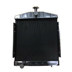 Radiator Fits Lincoln Welder 200/250 Amp Oe 's G1087 H19491 And G10877198