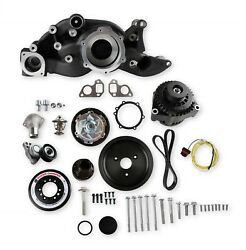 Holley Performance 20-192bk Premium Mid-mount Complete Race Accessory System