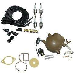 Front Mount Distributor Ignition Tune Up Kit Fits Ford 9n 2n And 8n Tractor