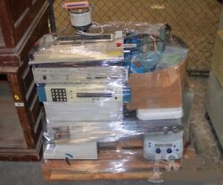 Mixed Lab Equipmentsutter Instrument Mp-285,eppendorf Centrifuge 5424,and More.