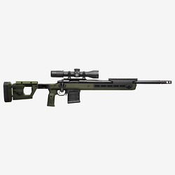Magpul Mag997-odg Pro For Remington 700 Fixed Short Action Stock Olive Green