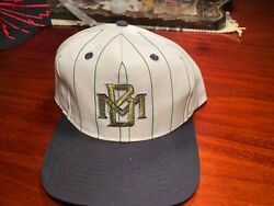 Vintage Milwaukee Brewers Snapback Hat New With Tags 1997
