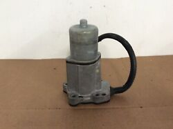 Nos Gm Chevy Four Wheel Drive 4wd Transfer Case Shift Encoder Actuator Motor Oem