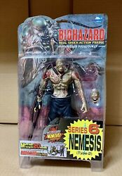 Nemesis Type-2 Real Action Figure Resident Evil Biohazard Moby Dick Series 6