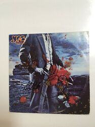 Yes Signed Lp Tormato By Chris Squire, Jon Anderson Steve Howe Allen White