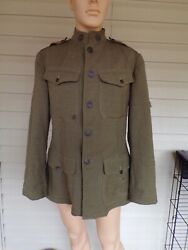 World War 1 Aef American Expeditionary Forces Medical Tunic. Advance Sector