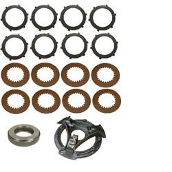 Fits John Deere At11853 Mc 40c 420 440 1010 Crawler Steering Clutch Plate And