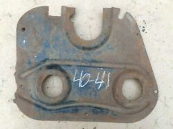 1940 1941 Ford Truck Floor Pan Access Cover For Steering Column / Pedal Original
