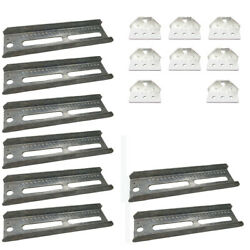 Set Of 8 10 Bunk Bolster W/ Top Angle Swivel Brackets For Trailers