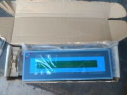 Bandr Automation 4d2024.00-090 Rev D0 Panelware Display Module For Muller Martini