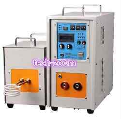 Big Sale 40kw 30-80khz High Frequency Induction Heater Furnace Lh-40ab T