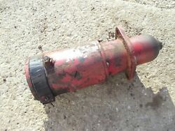 Massey Ferguson To35 Tractor Good Working Engine Starter Drive Assembly 6v