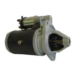 Starter Fits Allis Chalmers Tractor Farm Ed40 And Fits Case David Brown 1200 Selec