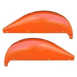 225234 225236 Fender Pair Fits Allis Chalmers Tractor C Ca Early B Tractors