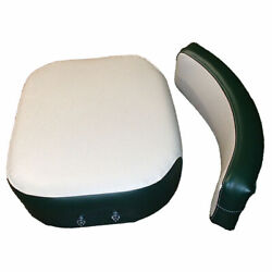 2-piece Seat Cushion Set W/ Hardware Fits Oliver 1600 And 1800
