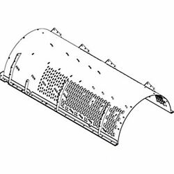 87391297 New Rotor Cage Fits Case-ih Combine Models 7010 7020 8010 +