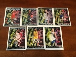 2019-20 Donruss You Pick Complete Players Insert Curry Doncic Antetokounmpo