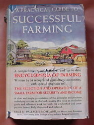 Vintage 1943 A Practical Guide To Successful Farming Country Living