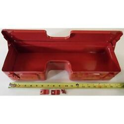 999760r91 Light Bar Mounted Tool Box With Lid Fits Case-ih Tractor Models