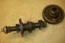 1954 Ford 860 Tractor 5 Speed Transmission Upper Top Gear Shaft 600 800