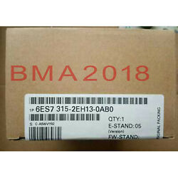 1pc Brand New Siemens 6es7 315-2eh13-0ab0 One Year Warranty Fast Delivery