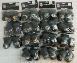 4 Mini Boxing Gloves Rear View Mirror Auto Car Truck--pick Your Nfl Team A54.55