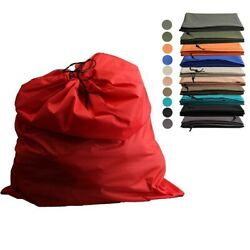 Extra Large Washable Laundry Bag Heavy Duty Hamper Drawstring College 29quot; X 40quot; $6.49