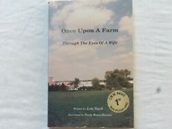 Once Upon A Farm 1st Edition Softcover Original Prints Signed By The Illustrator