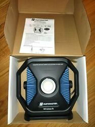 Partsmaster Vision Pro Extreme Led Worklight Wifi Constant Current Ac/dc New