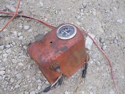 Allis Chalmers Wd 45 Tractor A C Battery Box Amp Gauge Switch Box Wire Harness