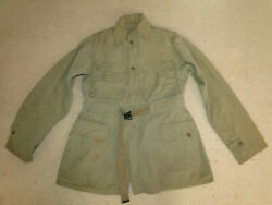 Vintage Us Military Wwii Jacket 10th Mountain Division Ski Trooper Backpack Z 40