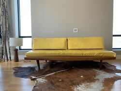 Superb Danish Mid-century Daybed Sofa - Good Condition Overall - See Pictures