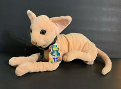 26quot; Mr. Bigglesworth Plush Hairless Cat From Austin Powers 1999 Commonwealth