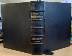 1838 Rare '1535 Coverdale Holy Bible' Samuel Bagster And Co. Christian/theology.
