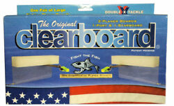 Original Clearboard Large Planer Board Set 1 Left And 1 Right Usa Made Ocb-10.5