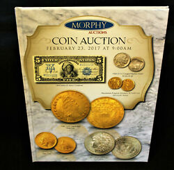 Morphy Auctions Coin Auction Catalog