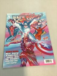 Back Issue Comics Magazine 111 Twomorrows Captain America Spider-man